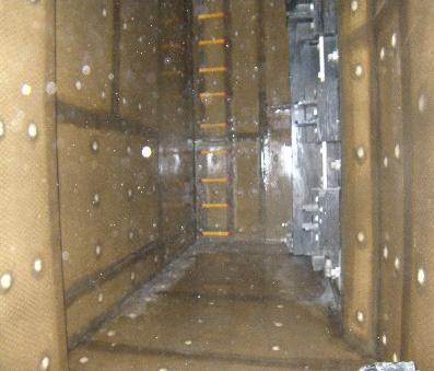 垂水処理場シートライニング工事