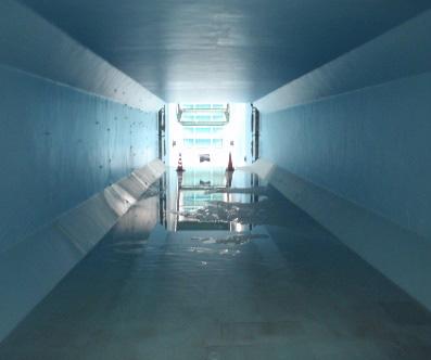 毛馬排水機場耐震補強工事
